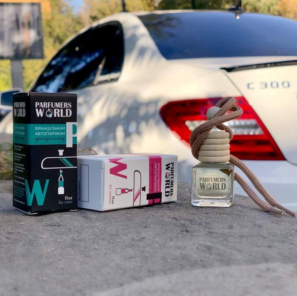 миллер парфюм для автомобиля